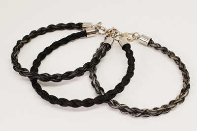 Four Strand Braided Bracelet
